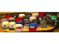 Snapbacks/Fitted Caps