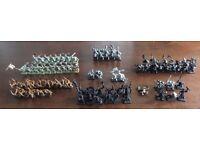 Age Of Sigmar Orruk Job Lot Plastic Miniatures - Includes Savages and Ardboys