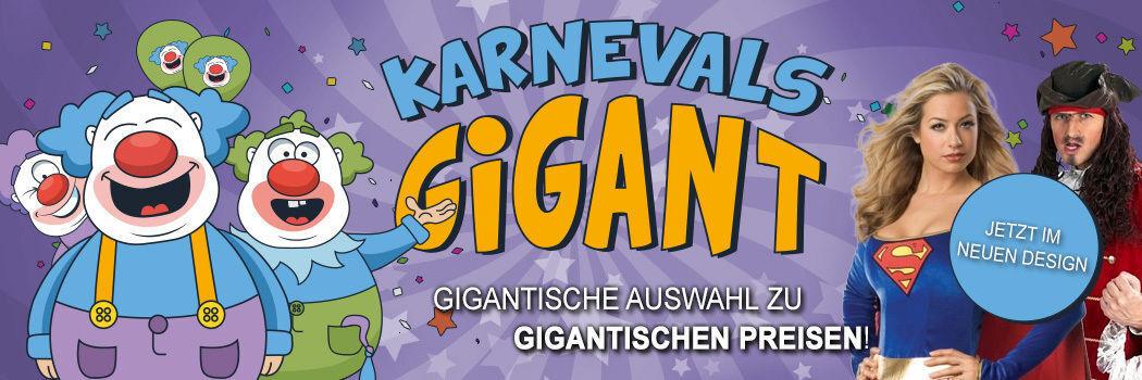 Karnevalsgigant.de - Kostüm-Shop