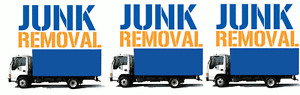Junk Removal special...