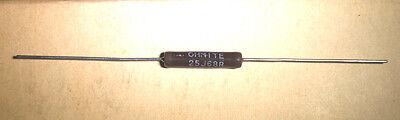 New Ohmite 25j68r 68 Ohm 5 Watt Wire Wound Power Resistors