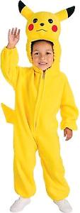 children kids toddler pikachu halloween costume