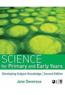 Science for Primary and Early Years