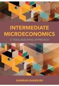 Intermediate microeconomics Cherrybrook Hornsby Area Preview