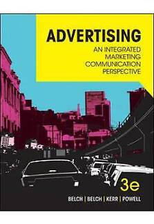 Integrated marketing communications textbooks gumtree australia advertising an integrated marketing communication perspective fandeluxe Choice Image