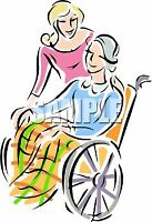 Looking for a Job as a Caregiver with Seniors