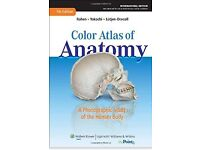 Color Atlas of Anatomy: A Photographic Study of the Human Body Hardcover