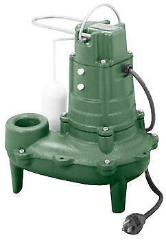 Little Giant Sewage Pump Ebay