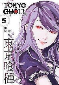 Tokyo Ghoul 5 von Sui Ishida (2016, Taschenbuch)