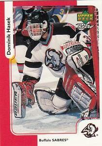 McDonalds Hockey Cards - 1999 Upper Deck Retro Set
