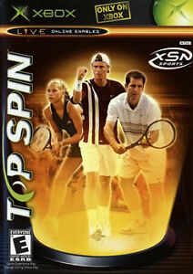Top Spin (Microsoft Xbox, 2003)