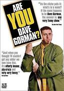 Are You Dave Gorman