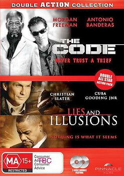 The Code - Lies And Illusions - Action / Thriller - NEW DVD