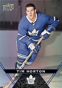 2018-19 Tim Horton hockey cards to trade
