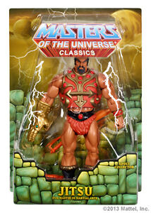 Masters of the Universe Classics - Jitsu - New
