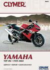 Yamaha YZF-R6 Motorcycle Repair Manuals & Literature