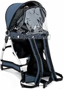 Chicco Caddy Knapsack / BackPack baby carrier, bue navy (used)
