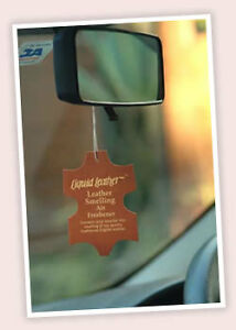 gliptone car classic car leather interior air freshener liquid leather scented ebay. Black Bedroom Furniture Sets. Home Design Ideas