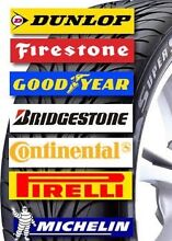 Open 7Days SecondHand Tyres from $25 fitted -70-90% tread Lansvale Liverpool Area Preview