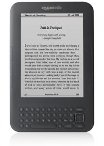 How to find an older generation kindle e-reader