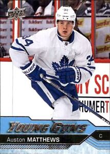 Austin Matthews Young Gun Card Kitchener / Waterloo Kitchener Area image 1