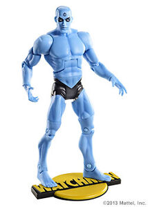Dr. Manhattan DC Universe Club Black Freighter Watchmen Doctor 6