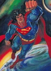 SUPERMAN (1994) DC COLLECTOR CARDS