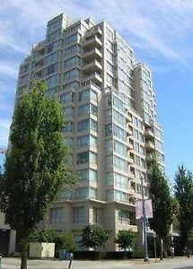 Spacious 2-bed High Rise Close Canada line and Richmond Center