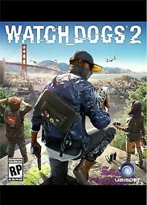 watch dogs2 for PC