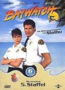 Baywatch  - Die komplette 5. Staffel - Season 5 - 6 DVD's - NEU&OVP
