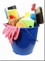 Nettoyage et ménage