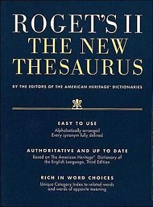 Roget's Thesaurus-New/Sealed Hardcover Book and more-Lot $5