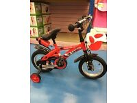 MICKS GARAGES FREE CHILDRENS BIKES FROM 3 TO 8 YEARS OLD