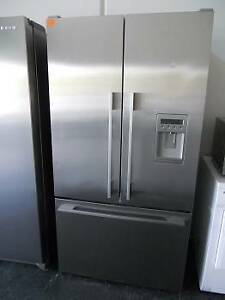 Second hand Fridge Freezer French Door F&P 610 Litres ( SFF 419 ) Helensvale Gold Coast North Preview