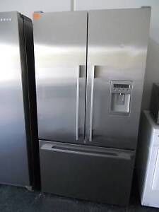 Second hand Fridge Freezer F&P French Door 610 Litre (SFF 419) Helensvale Gold Coast North Preview