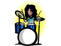 Drummer Wanted for Indie Rock Band
