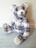 KEEPSAKE PILLOWS OR IN MEMORY TEDDY BEARS / SILHOUETTE PILLOWS