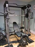 Professional smith machines