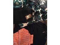 Ladies 12/14 clothes bundle