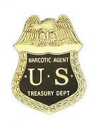 Agent Badge