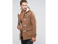Selected Homme Wool Duffle Coat