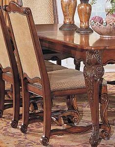 Dining room chairs 8 and 1 credenza