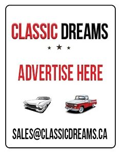 Classic cars listed and for sale