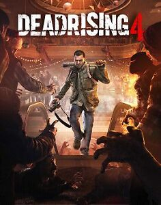 Dead rising 4. Brand new Xbox one