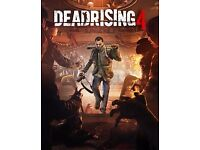 Dead Rising 4 Xbox one £15