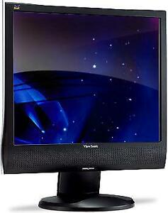 "ViewSonic VG730m - LCD monitor - 17"" Series 6 DE DISPO"