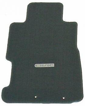 2001 2002 2003 2004 2005 NEW OEM HONDA CIVIC SEDAN BLACK CARPET FLOOR MATS