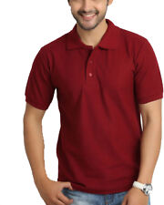 Leavess Stylish Polo Neck T-Shirts For Men