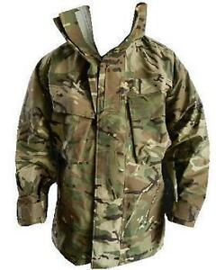 NEW British Forces MTP Multicam Goretex Waterproof Jacket - Size 180/104