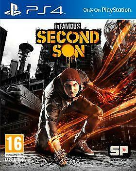 PsGameShopper.nl | Infamous Second Son - PS4
